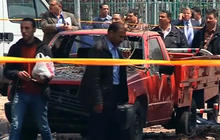 Triple bombing in Cairo leaves police chief dead