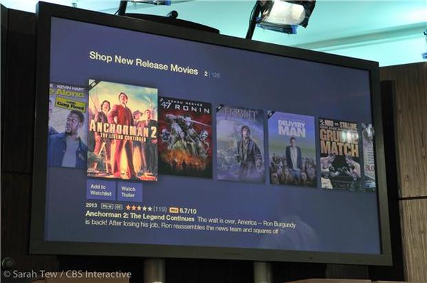 Amazon unveils Fire TV