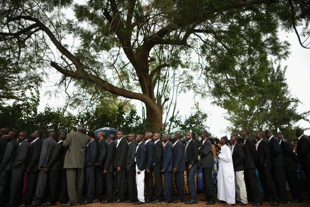 20 years since Rwandan genocide