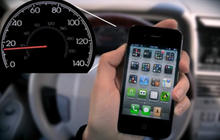 Can this app stop drivers from texting behind the wheel?