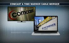 Comcast, Time Warner executives make case for merger