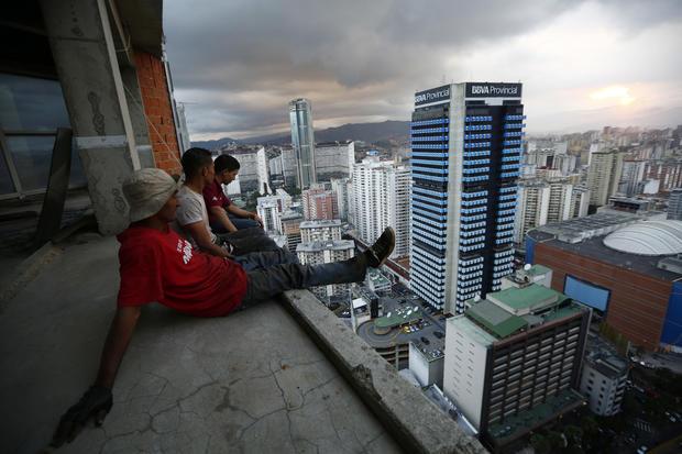 Highest slum in the world