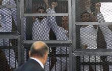 Al Jazeera journalists back in Cairo courtroom