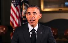 Obama: Republicans blocking economic agenda that would help women