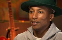 Pharrell Williams on meeting his Neptunes partner Chad Hugo