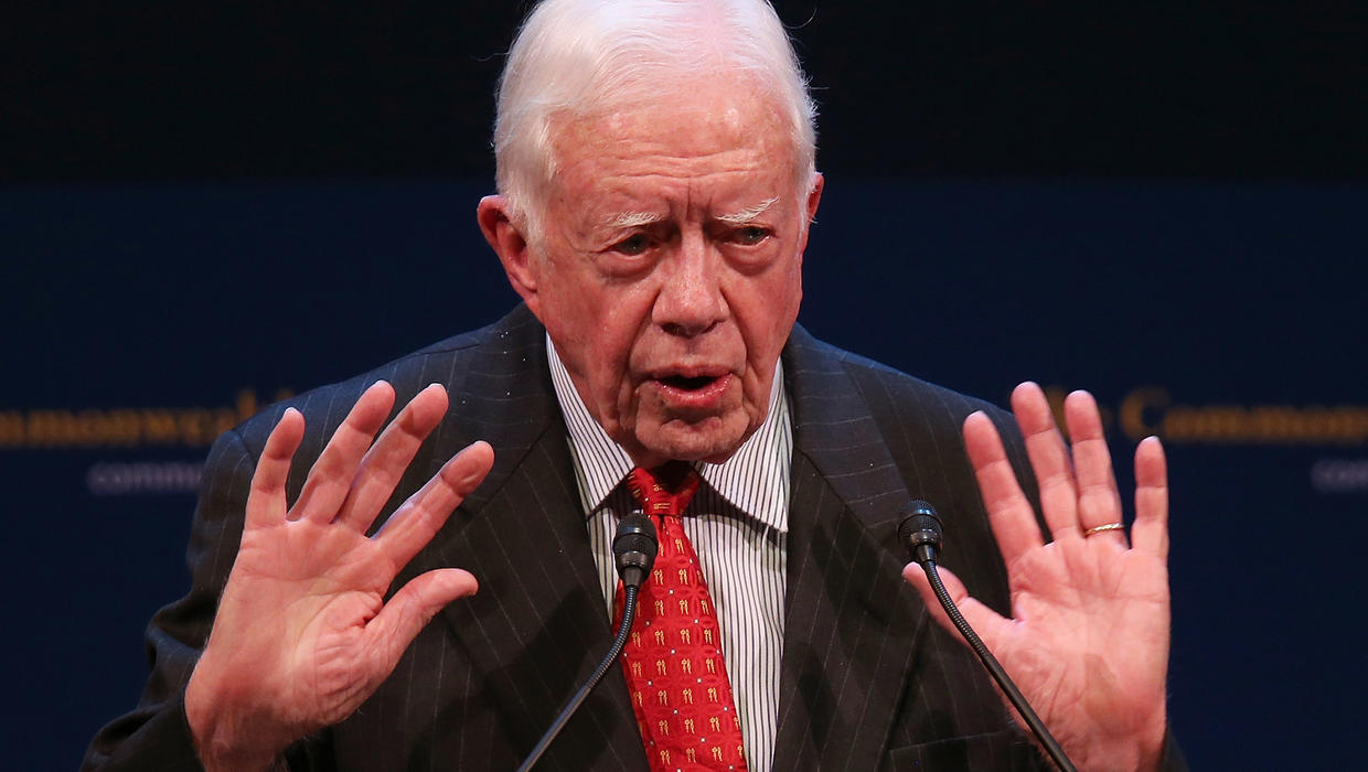 a biography of jimmy carter the 39th president of the united states
