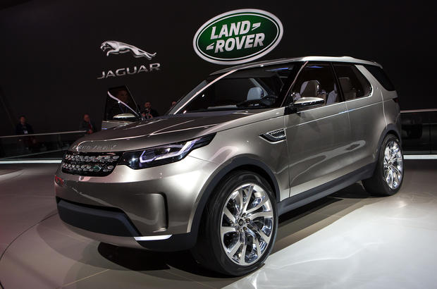 Hottest cars at New York Auto Show 2014
