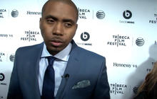 Nas commemorates 20 years at Tribeca