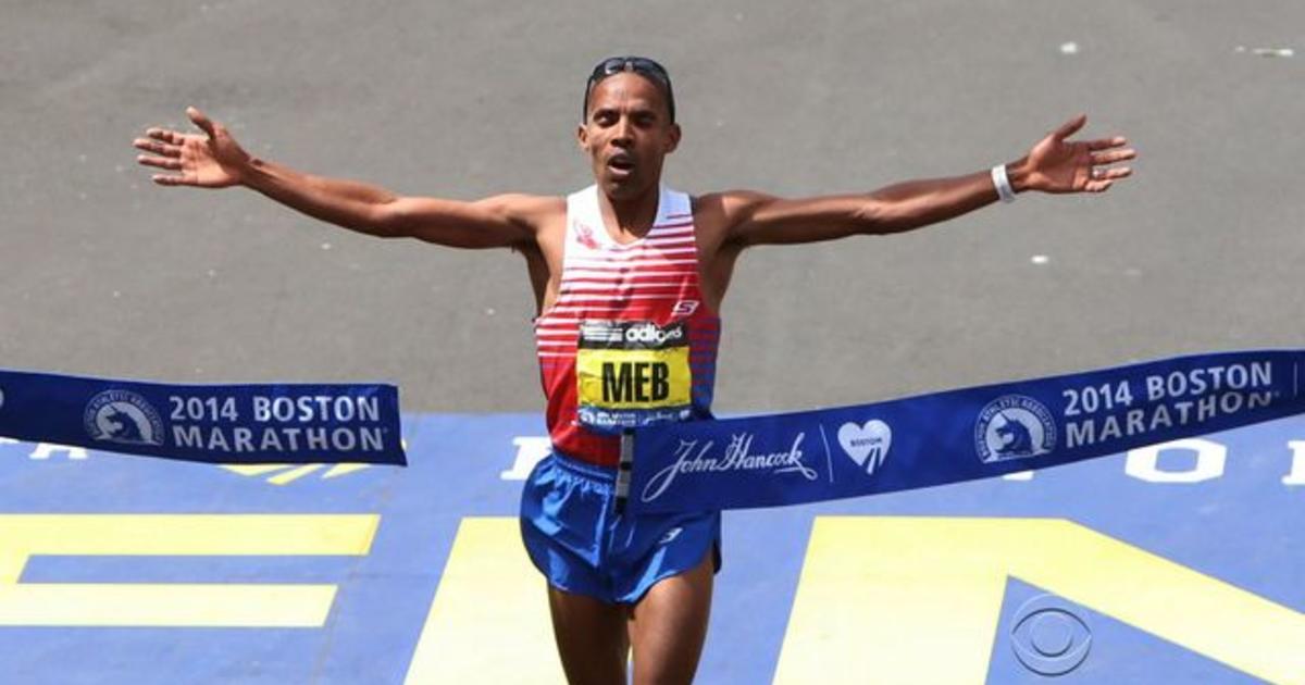 Boston Marathon winner drew motivation from attacks