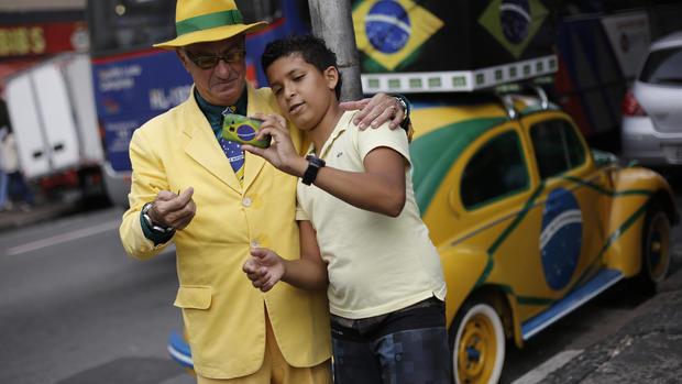 Brazil's World Cup 2014 host cities