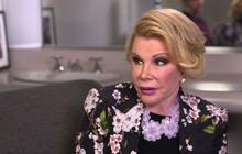 "Joan Rivers on ""dying"" on stage"