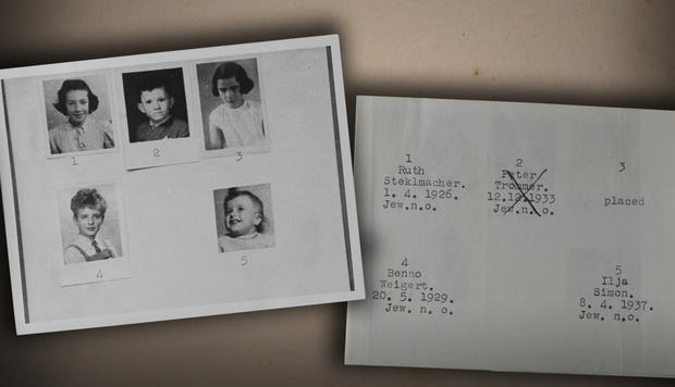 Inside Nicholas Winton's scrapbook