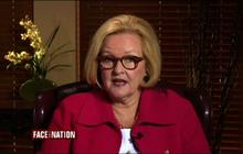 Sen. Claire McCaskill on her fight to end campus sexual assault