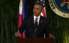 Obama: Goal of Russia sanctions isn't to target Vladimir Putin