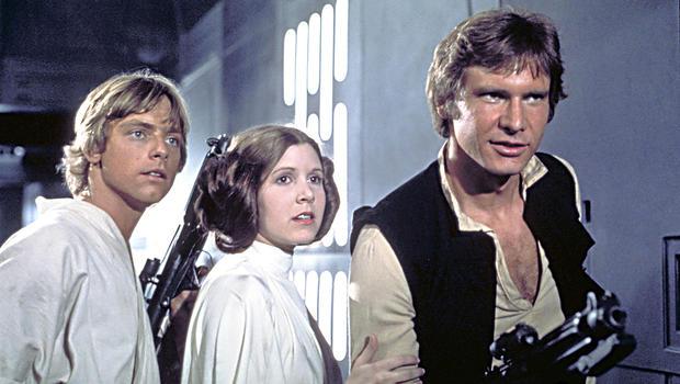"""""""Star Wars"""" cast"""