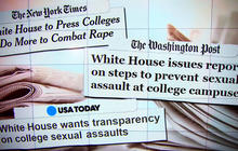 White House task force plans to combat sexual assault in colleges