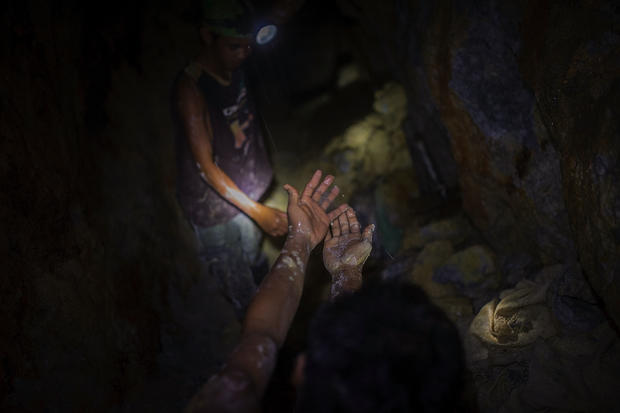 Finding gold in the Philippines