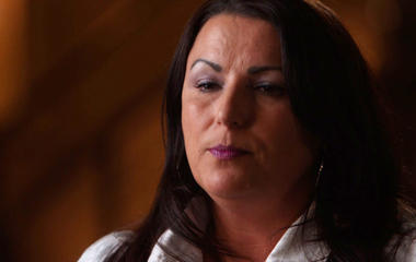 Sister on murder suspect Michele Williams' odd behavior