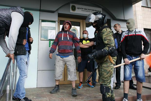 Disorder in Odessa