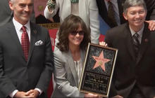 Sally Field receives Walk of Fame star
