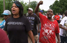 Protest in Texas after 93-year-old woman shot dead by police