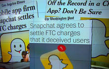 Snapchat settles charges it misled customers