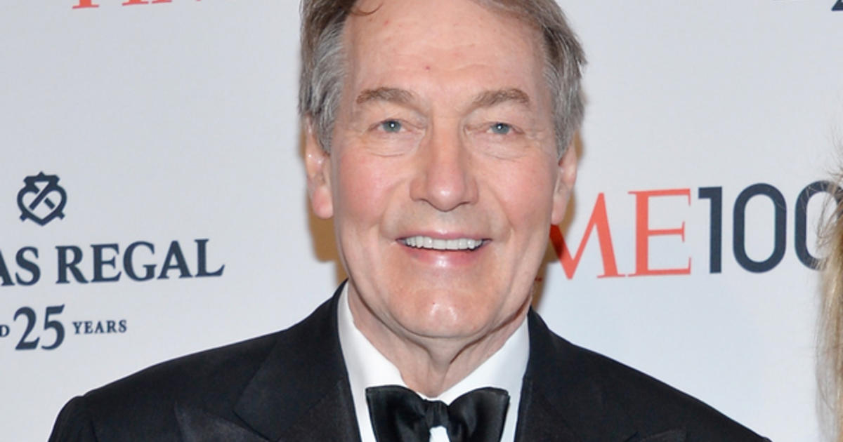 A day in the life of Charlie Rose - CBS News