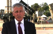 "Chuck Hagel: Veterans Affairs healthcare problems ""just wrong"""