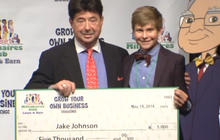 Teen wins Warren Buffett's Secret Millionaire contest