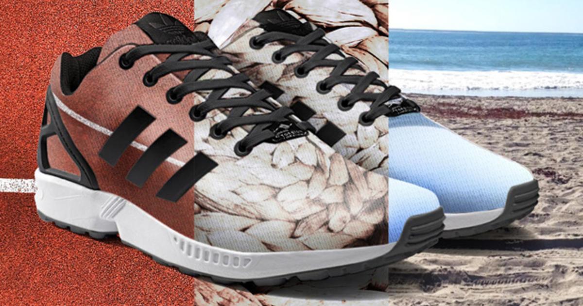 adidas prende una corsa in 3d pubblicato da ginnastica cbs news