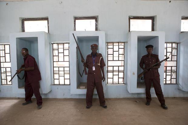 Hunting Boko Haram