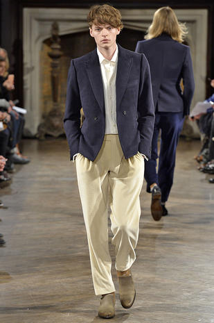 Billy Reid's menswear combines big-city cool with laid back Southern charm