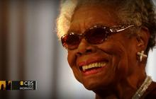 Gayle King reflects on the late poet Maya Angelou