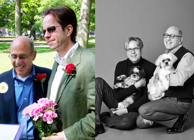 Couples who pioneered same-sex marriage, 10 years later