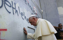 Pope Francis to meet Israeli, Palestinian leaders