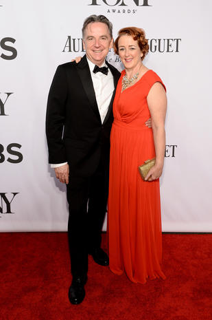 Tony Awards 2014 red carpet