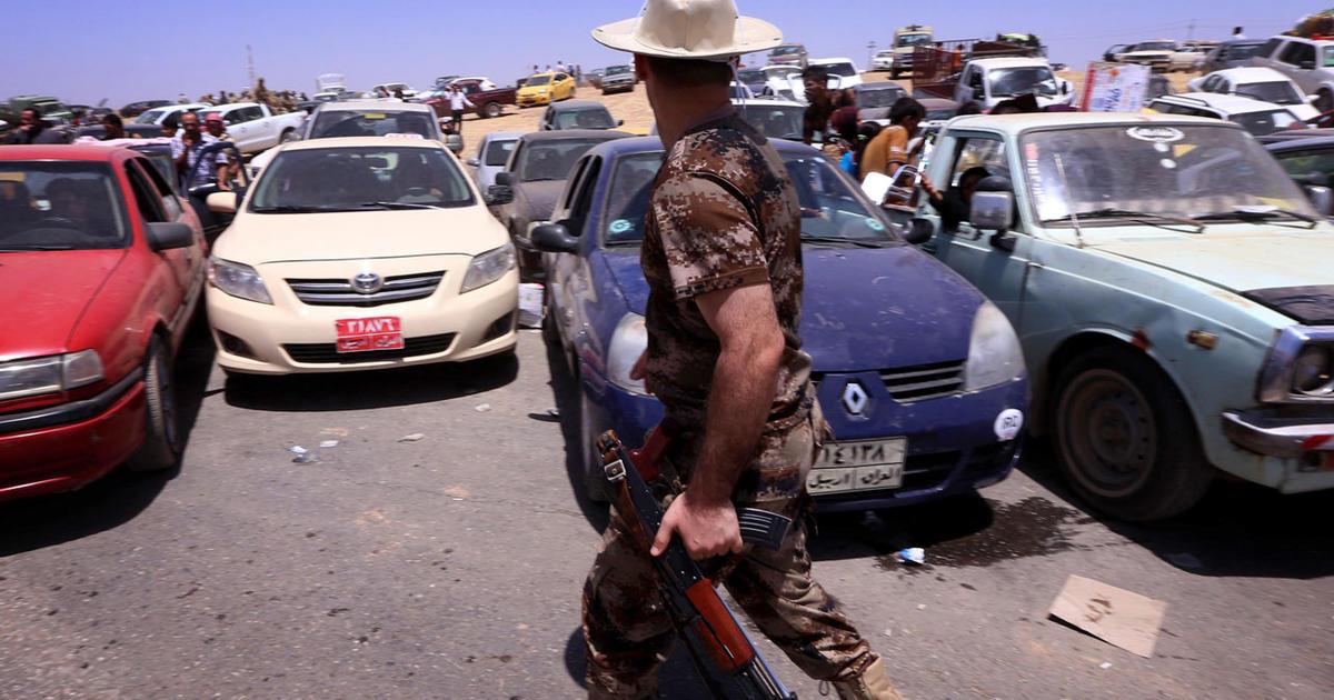 Iraqi city of Mosul falls to jihadists