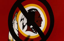 Native American tribe airs anti-Redskins ad during NBA finals