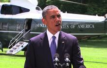 "Obama: Iraq violence a ""wake up call"" for Iraqi leaders"