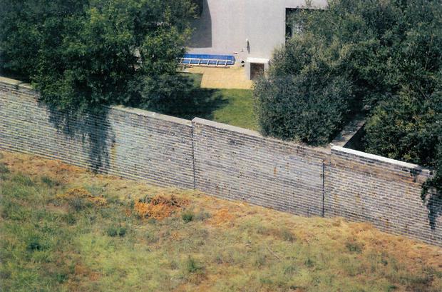 Oscar Pistorius' Home
