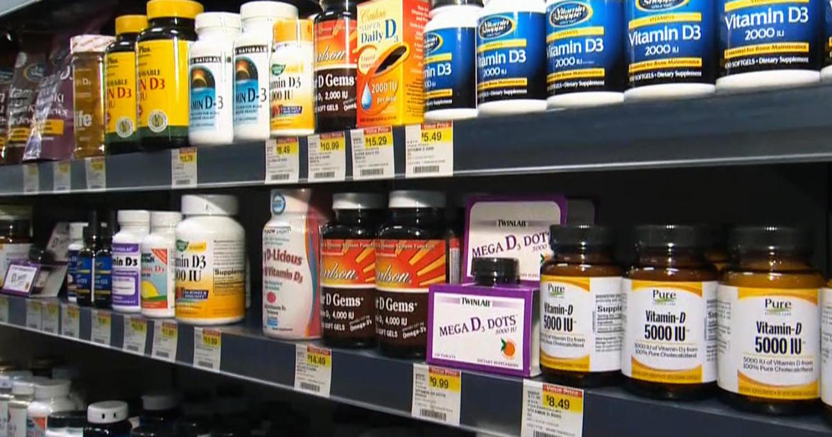 Vitamin D May Boost Colon Cancer Survival Cbs News
