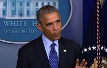 Obama: U.S. won't be returning to combat in Iraq
