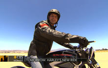 Preview: Harley-Davidson's new electric bikes
