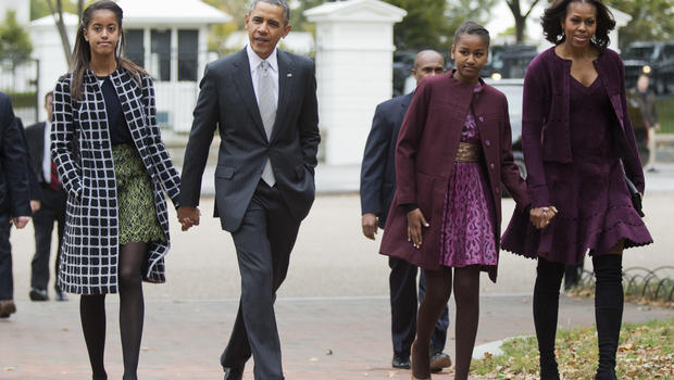 Obama: Malia and Sasha should build - 47.9KB