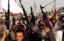 Is Iraq's government in danger?