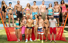 """Big Brother"" season 16 cast"