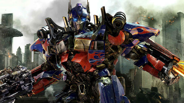 """""""Transformers: Age of Extinction"""" characters"""