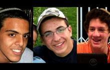 Missing Israeli teens found dead in West Bank