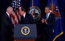 Obama urges quick confirmation of new VA secretary