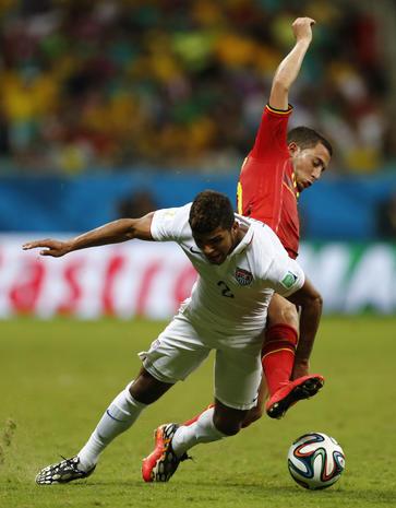 USA vs. Belgium